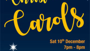 Christmas Carols (10th of December, 7pm)